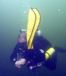 Technical Diver Training - Commercial Academy